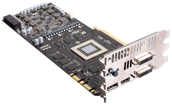 8 микросхемами памяти типа