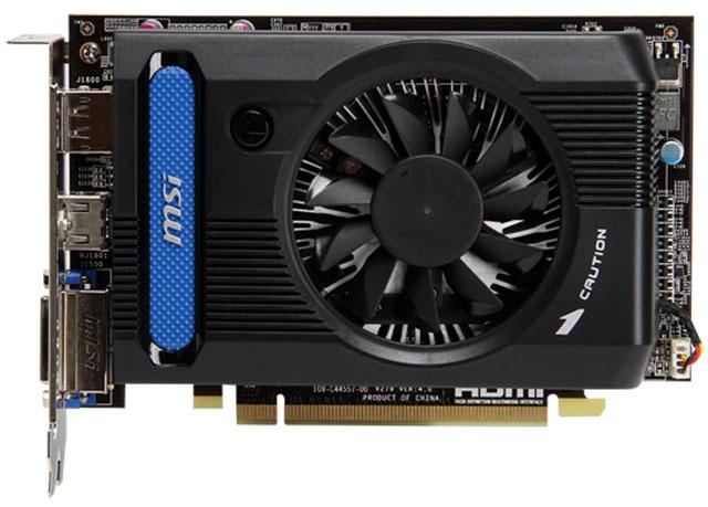 ���������� MSI Radeon HD 7730