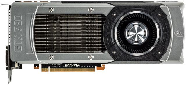 ���������� Nvidia GeForce GTX 780