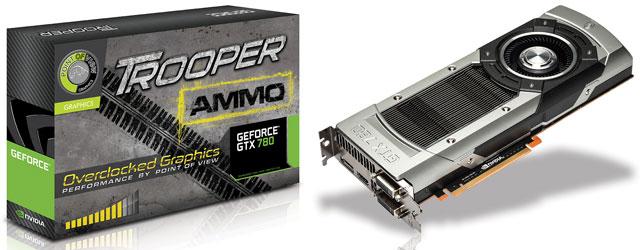 ���������� Point of View GeForce GTX 780 Ammo