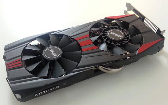 ���������� Asus GeForce GTX 780 DirectCU II OC