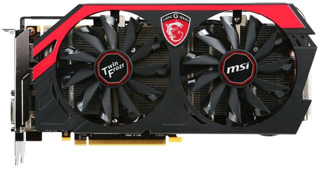 ���������� MSI GeForce GTX 780 Gaming