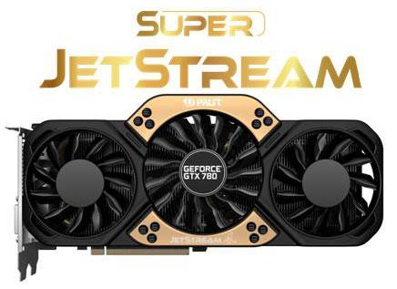 ��������� Palit GeForce GTX 780 Super JetStream