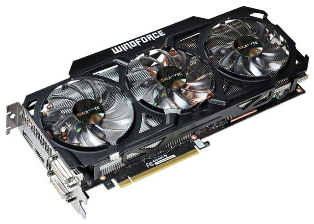 ��������� Gigabyte GV-N770WF3-2GD (GeForce GTX 770)