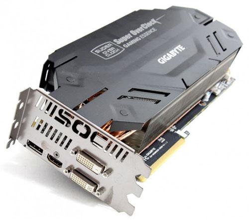 Gigabyte GeForce GTX 680 Super Overclock