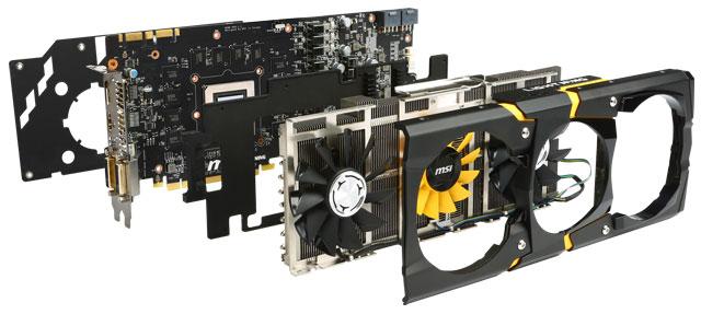 ��������� MSI GeForce GTX 780 Lightning