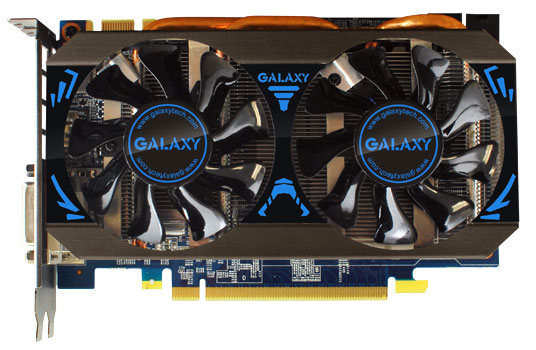 ��������� Galaxy GeForce GTX 760 GC Mini