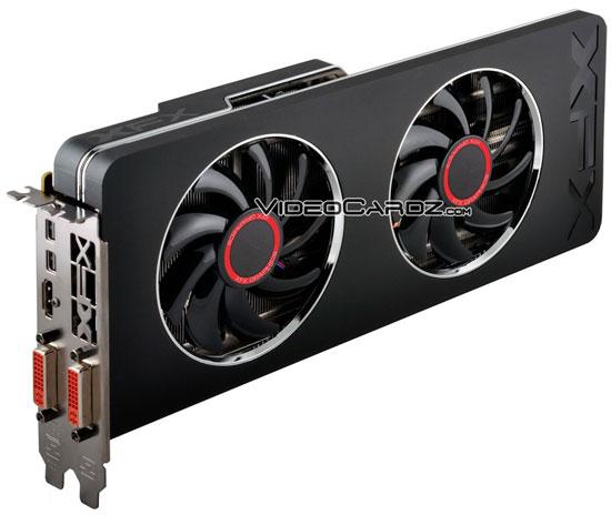 ��������� XFX Radeon R9 280X Double Dissipation