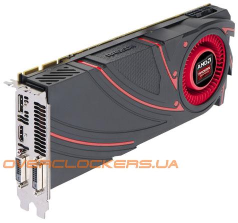 ��������� AMD Radeon R9 280X