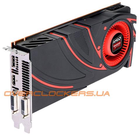 ��������� AMD Radeon R9 270X