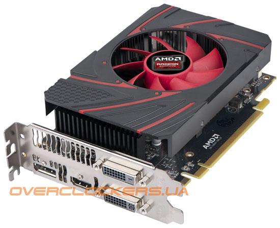 ��������� AMD Radeon R7 260X