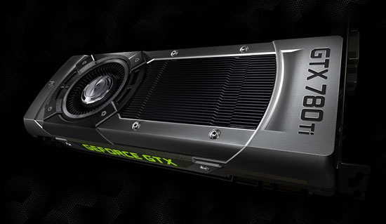 Видеокарта Nvidia GeForce GTX 780 Ti