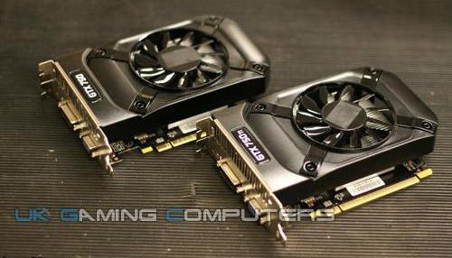 ��������� GeForce GTX 750/750 Ti (GM107)