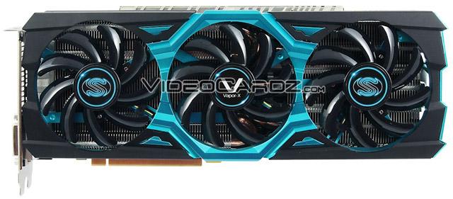 ��������� Sapphire Radeon R9 290X Vapor-X