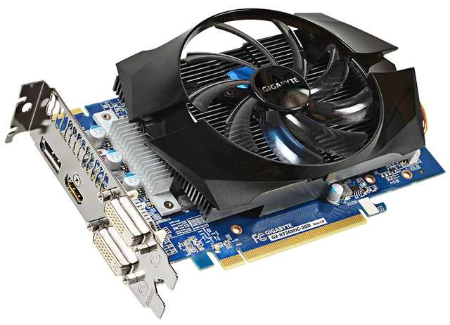 ��������� Gigabyte Radeon R7 260X 2GB OC rev. 2.0