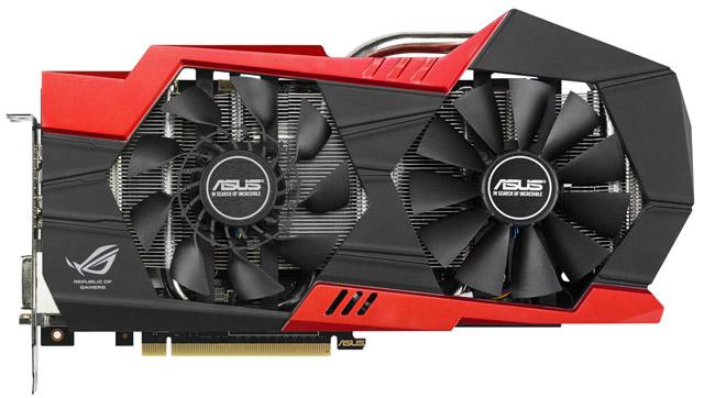 Asus GeForce GTX 760 Striker