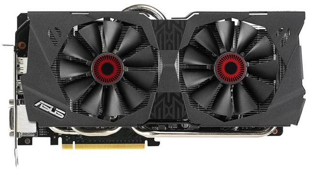���������� Asus GeForce GTX 780 Strix 6GB