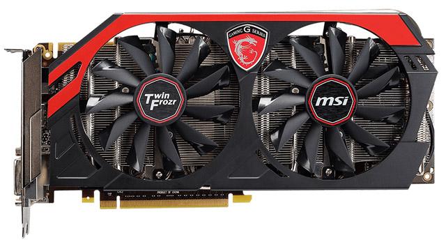 ���������� MSI GeForce GTX 780 Gaming 6G
