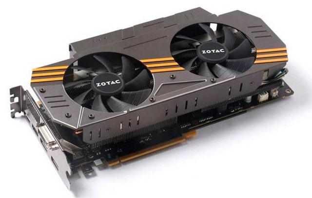 Zotac GeForce GTX 970 Omega