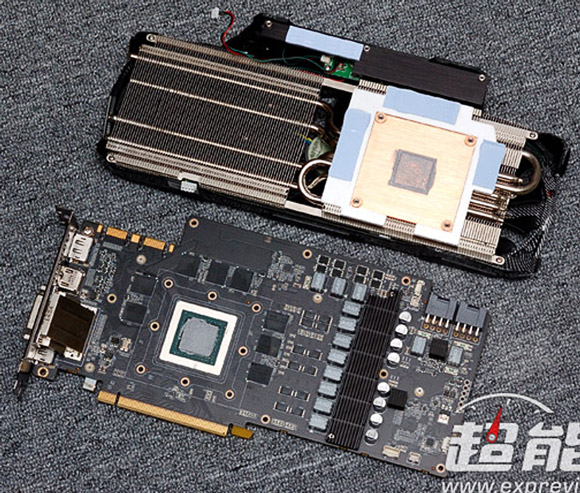 ���������� Zotac GeForce GTX 980 AMP! Extreme Edition