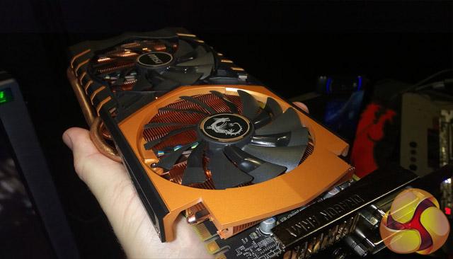 ���������� MSI GeForce GTX 970 Gold Edition