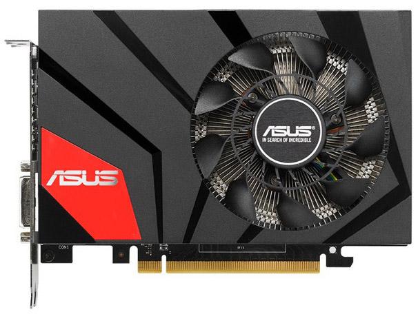 ���������� Asus GeForce GTX 970 DirectCU Mini (GTX970-DCMOC-4GD5)