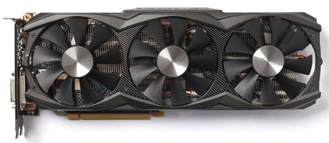 Zotac GeForce GTX 970 AMP! Extreme Core Edition