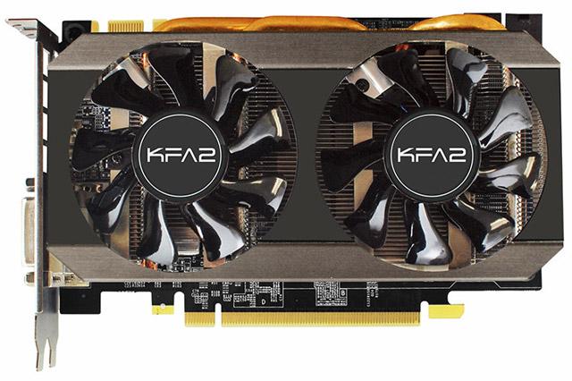 ���������� KFA2 GeForce GTX 960 OC