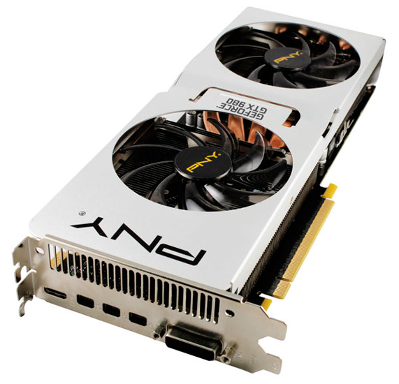 ���������� PNY GeForce GTX 980 Pure Performance