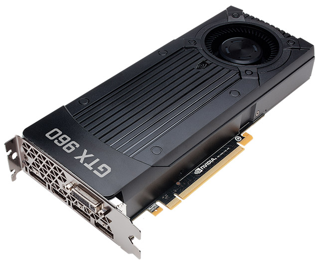 ���������� GeForce GTX 960