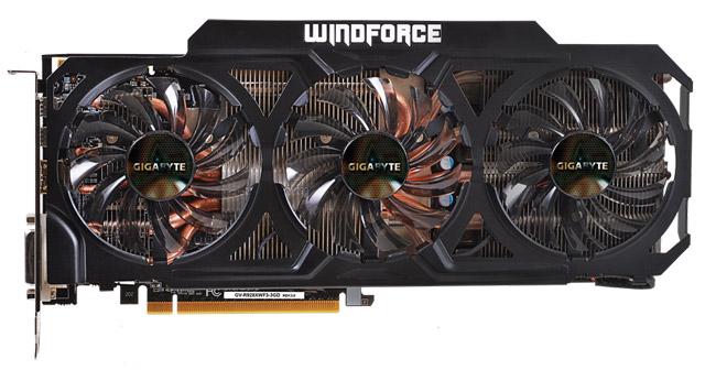 Gigabyte Radeon R9 280X WindForce 3X rev 3.0