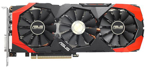 ���������� Asus GeForce GTX 960 DirectCU III OC