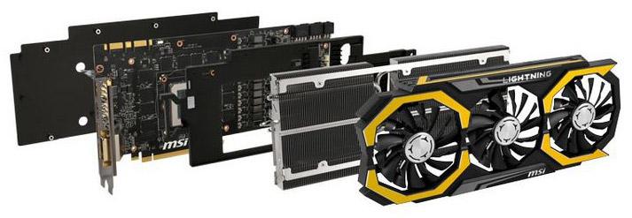 ���������� MSI GeForce GTX 980 Ti Lightning