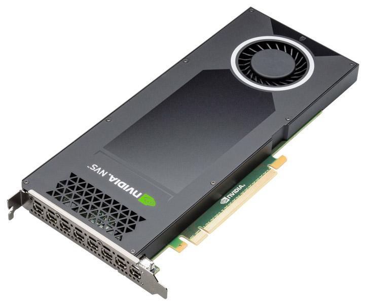 Видеокарта Nvidia NVS 810