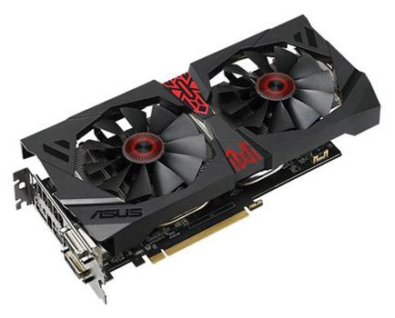 Видеокарта Asus Radeon R9 380X Strix