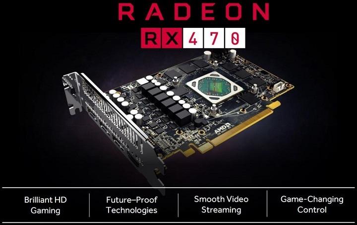 GIGABYTE представляет видеокарту RadeonRX 470 G1 GAMING