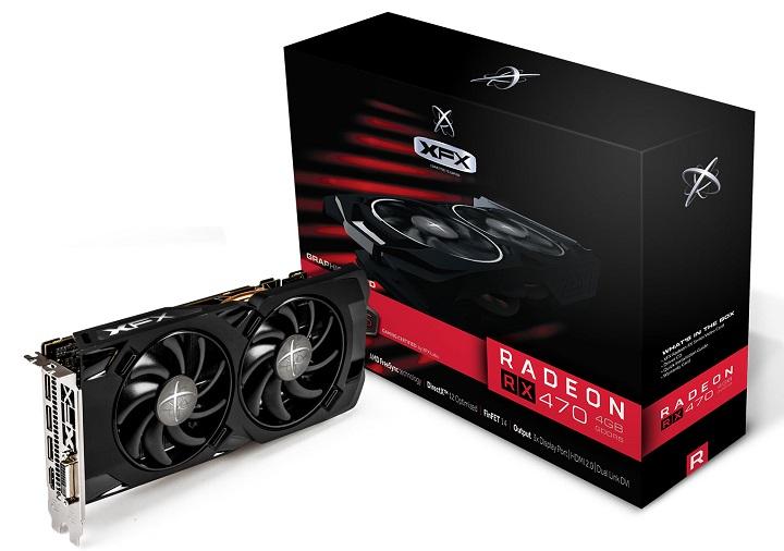 XFX Radeon RX 470 RS