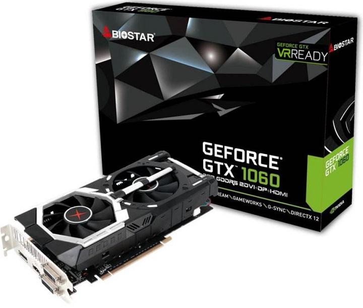 Zotac представила свои версии видеокарт GeForce GTX 1050 иGTX 1050 Ti