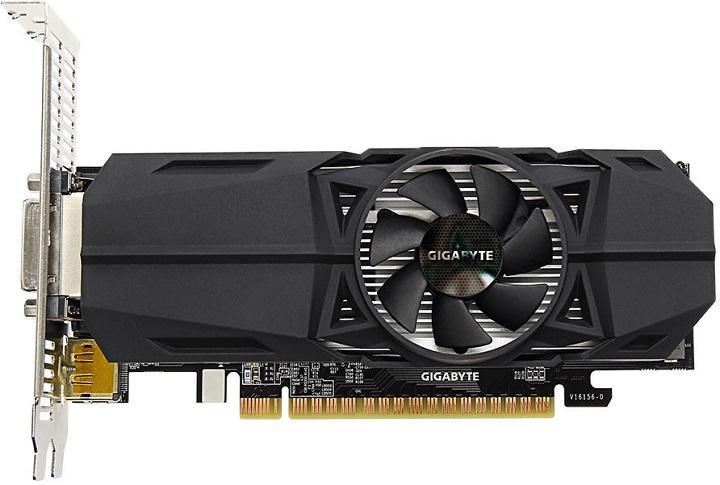 Gigabyte Ge Force GTX 1050 OC