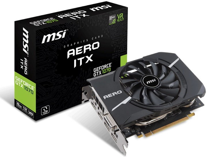 ELSA выпустила однослотовую версию GeForce GTX 1050 Ti