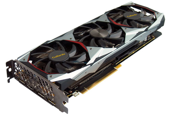 MSI представила две видеокарты GeForce GTX 1080 TiDuke
