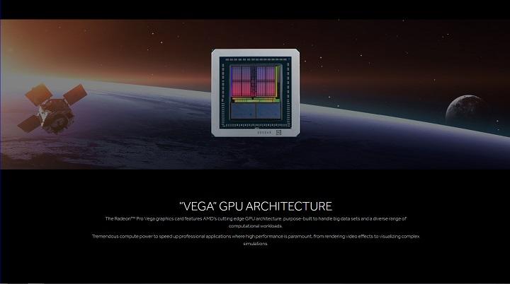 Radeon Pro Vega 64 и Vega 56