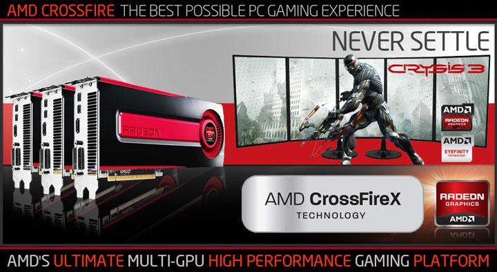 Технология AMD CrossFireX