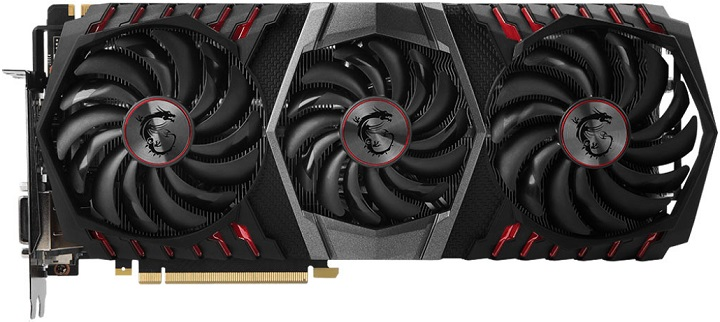 MSI GeForce GTX 1080 Ti Gaming Trio
