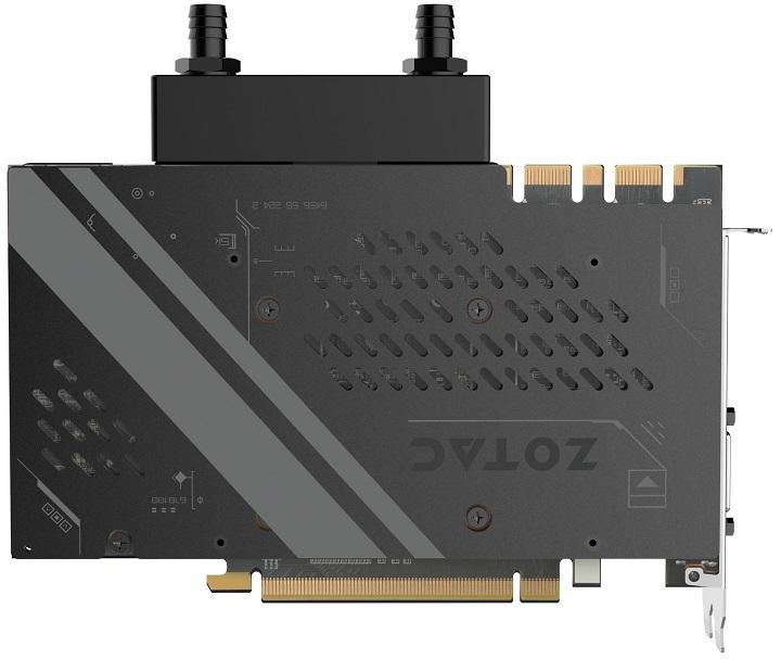 Самая компактная вмире версия видеокарты GeForce GTX 1080 Tiпредставлена Zotac