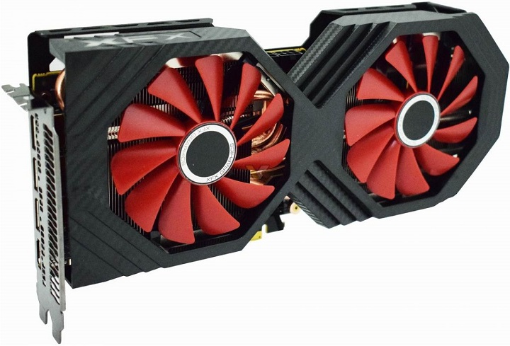 XFX Radeon RX Vega 64 и RX Vega 56 Double Edition
