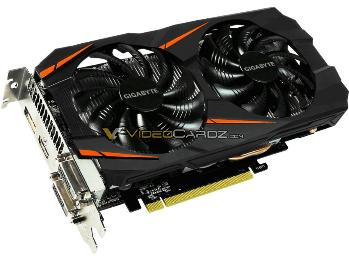 GeForce GTX 1060 5GB Windforce OC