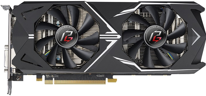 Официальный анонс линейки видеокарт ASRock Phantom Gaming Radeon RX 500