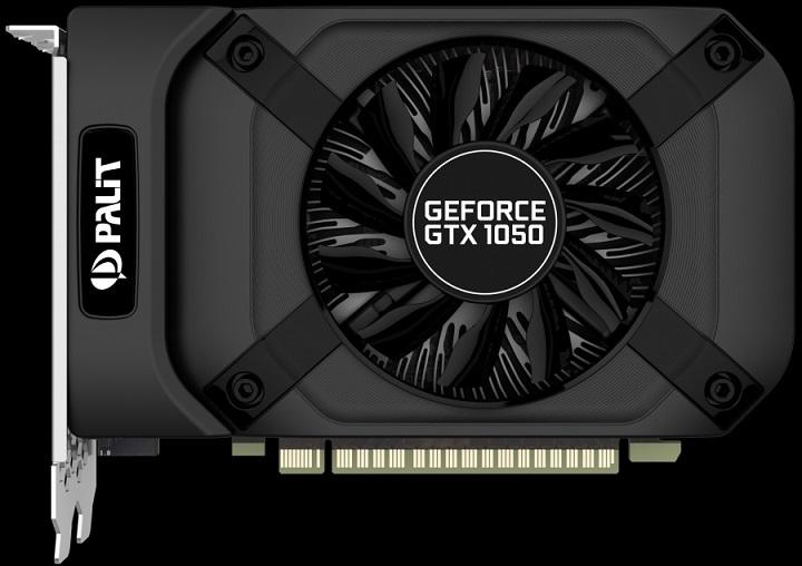 Palit GeForce GTX 1050 StormX 3GB
