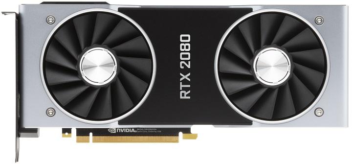 GeForce RTX 2080 3DMark Time Spy